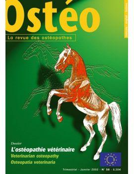 Ostéo N° 58