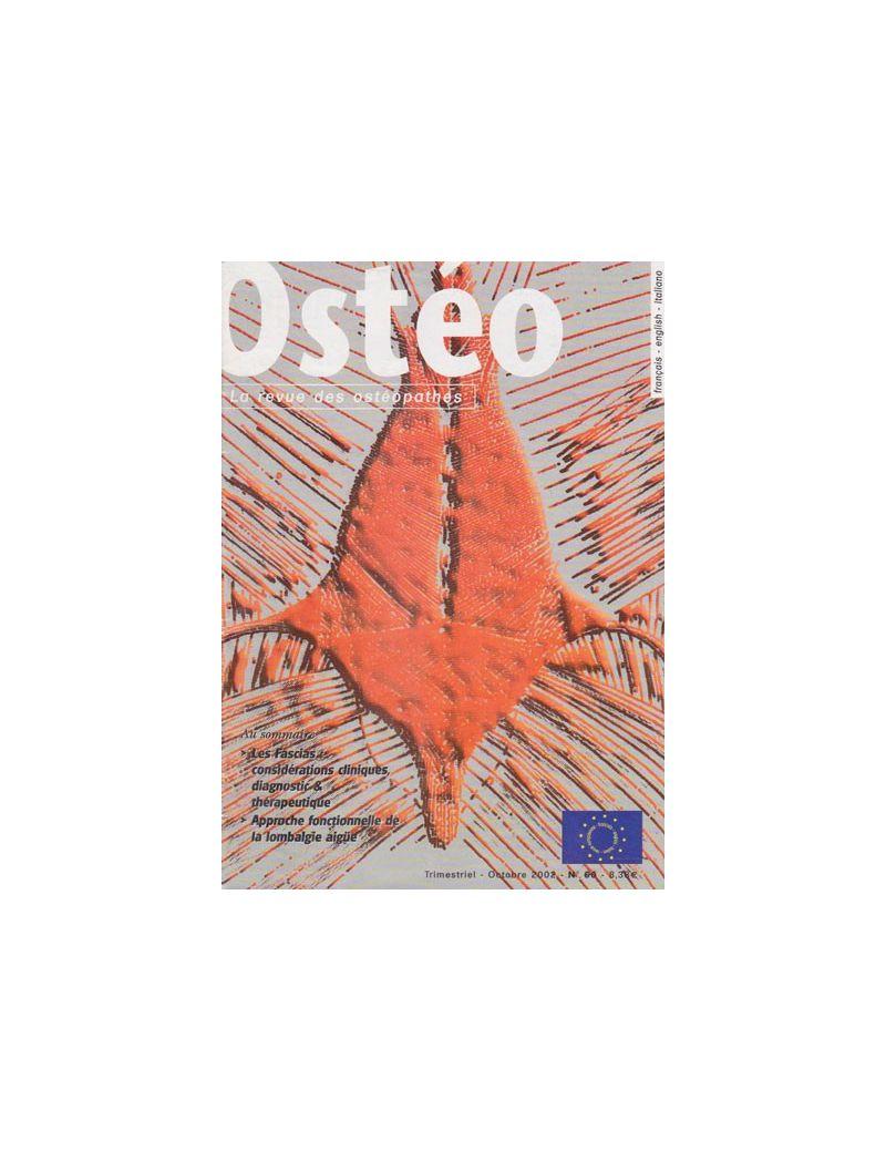 Ostéo N° 60