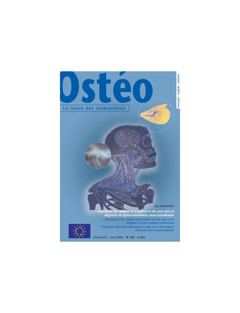 Ostéo N° 62