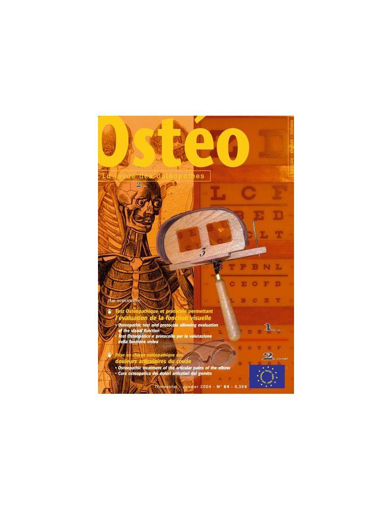 Ostéo N° 64