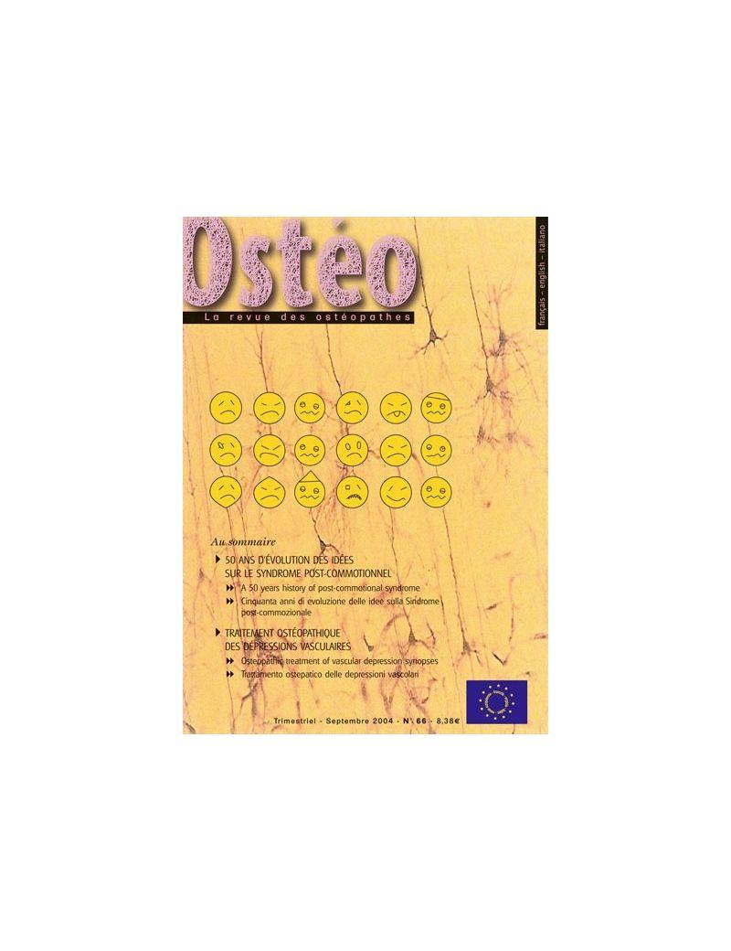 Ostéo N° 66