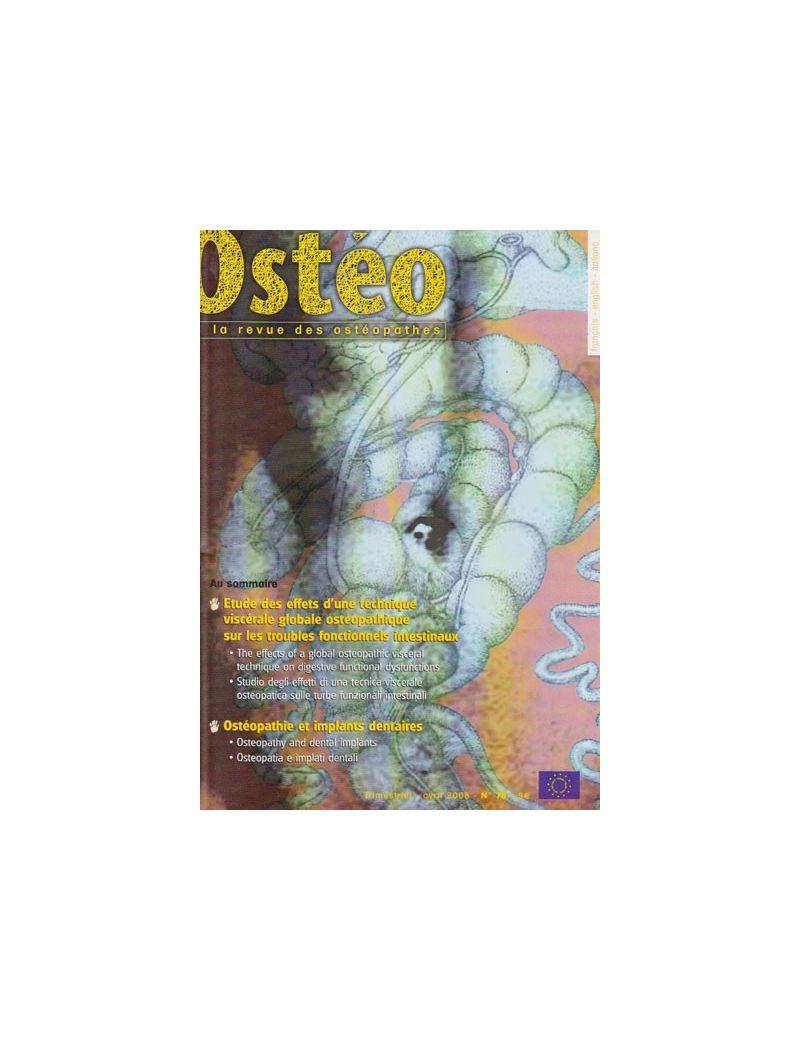 Ostéo N° 78