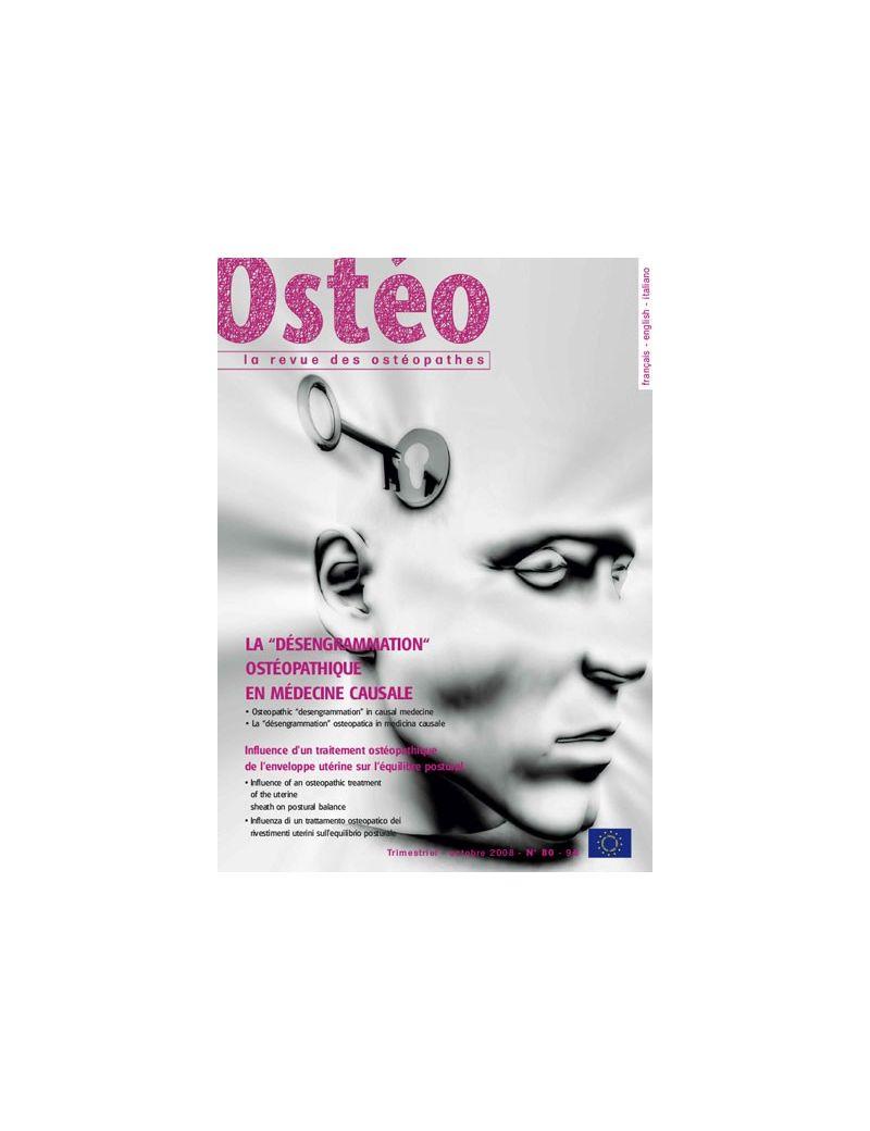 Ostéo N° 80