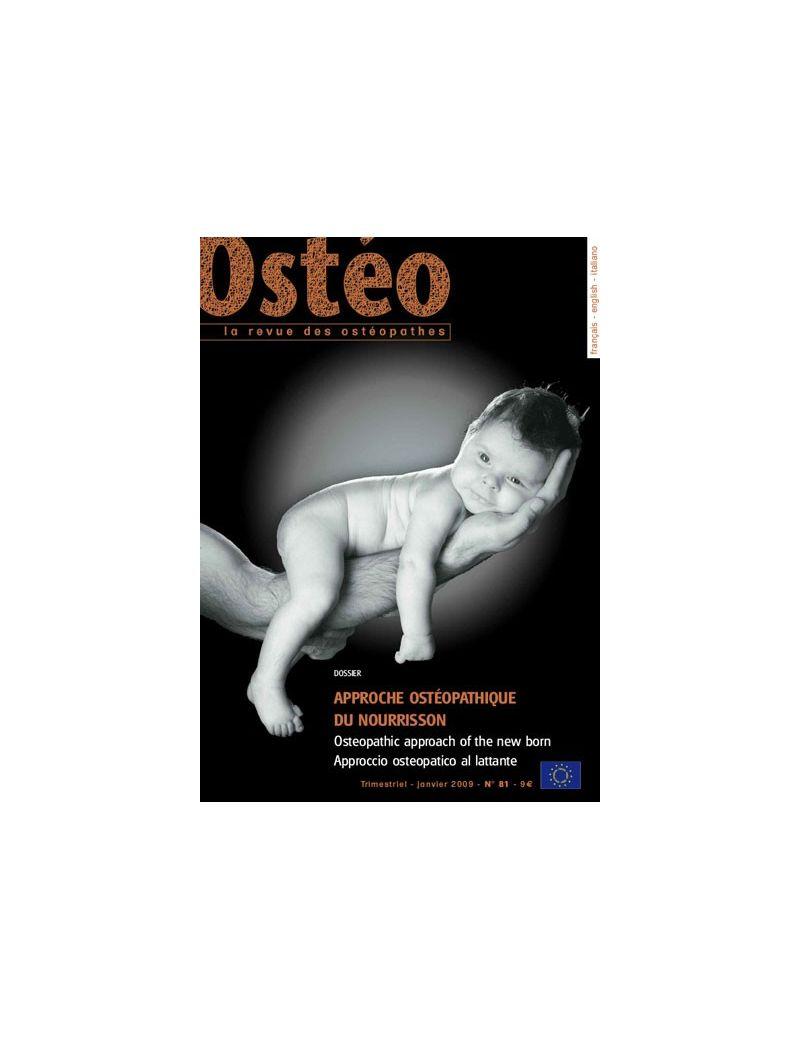 Ostéo N° 81