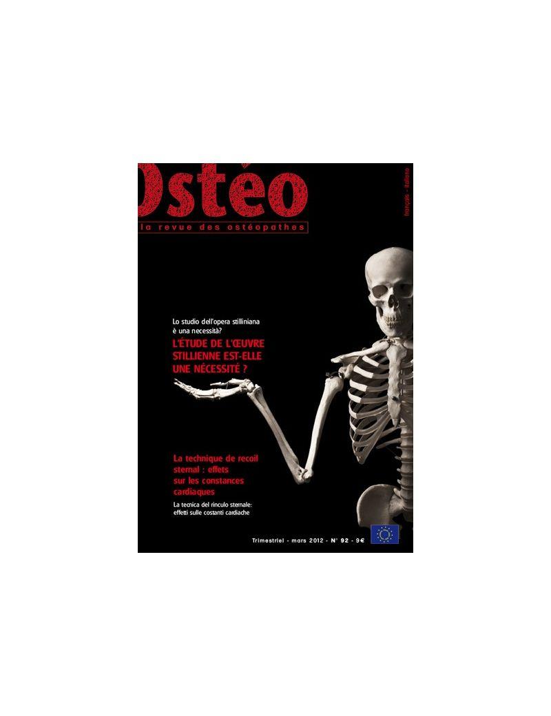 Ostéo N° 92