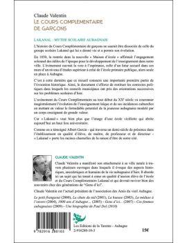 Le Cours Complémentaire de garçons - L'école Lakanal