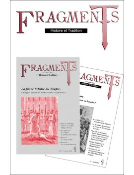Pack revues Fragments