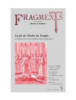 Fragments N°1