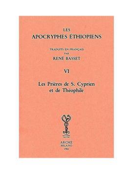 Apocryphes  Ethiopiens VI :...