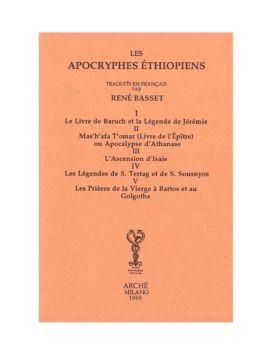 Apocryphes éthiopiens I-V :...