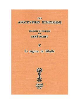 Apocryphes Ethiopiens X :...