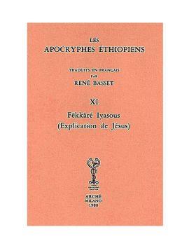 Apocryphes Ethiopiens XI :...
