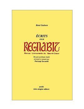 """Écrits pour """"Regnabit""""..."""
