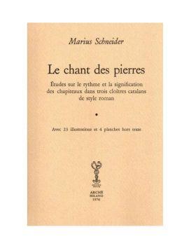 Le Chant des Pierres. Étude...