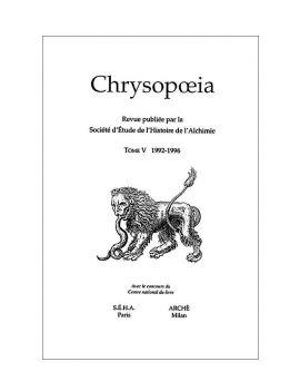 Chrysopoeia V - 1992-1996