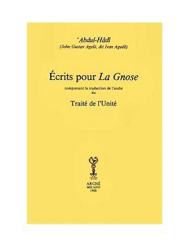"""Ecrits pour """"La Gnose""""..."""