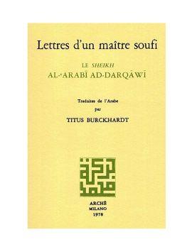 Lettres d'un maître sufi :...