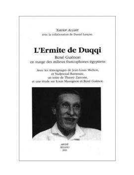 L'ermite de Duqqi. René...