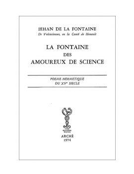 La Fontaine des Amoureux de...