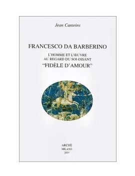 Francesco da Barberino....