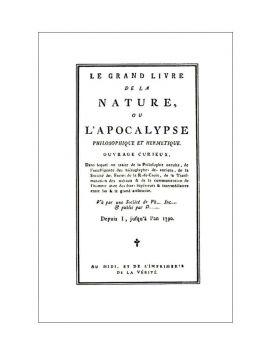 Le Grand Livre de la Nature...
