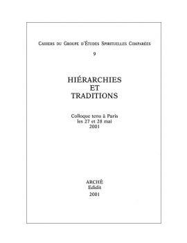 Hiérarchies et Traditions