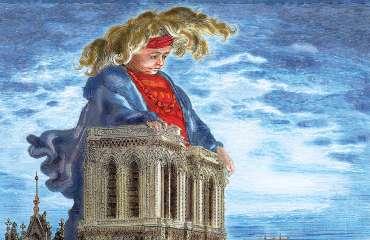 Irène Mainguy nous parle de Rabelais et les secrets du Pantagruel