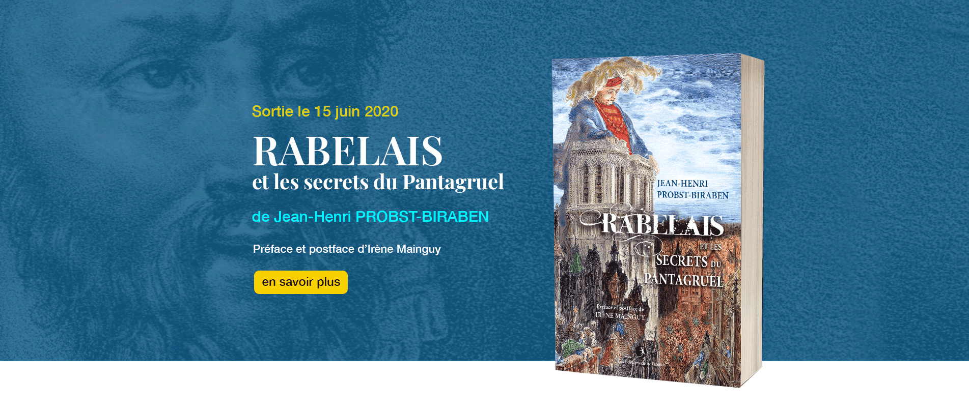 Rabelais et les secrets de Pantagruel